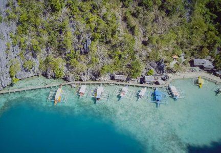 DICAS DE CORON, FILIPINAS