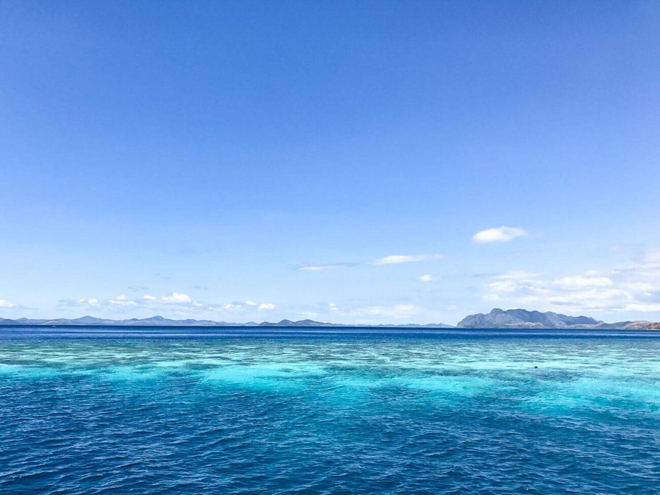 Um dos lugares mais bonitos para snorkeling - Coron Filipinas