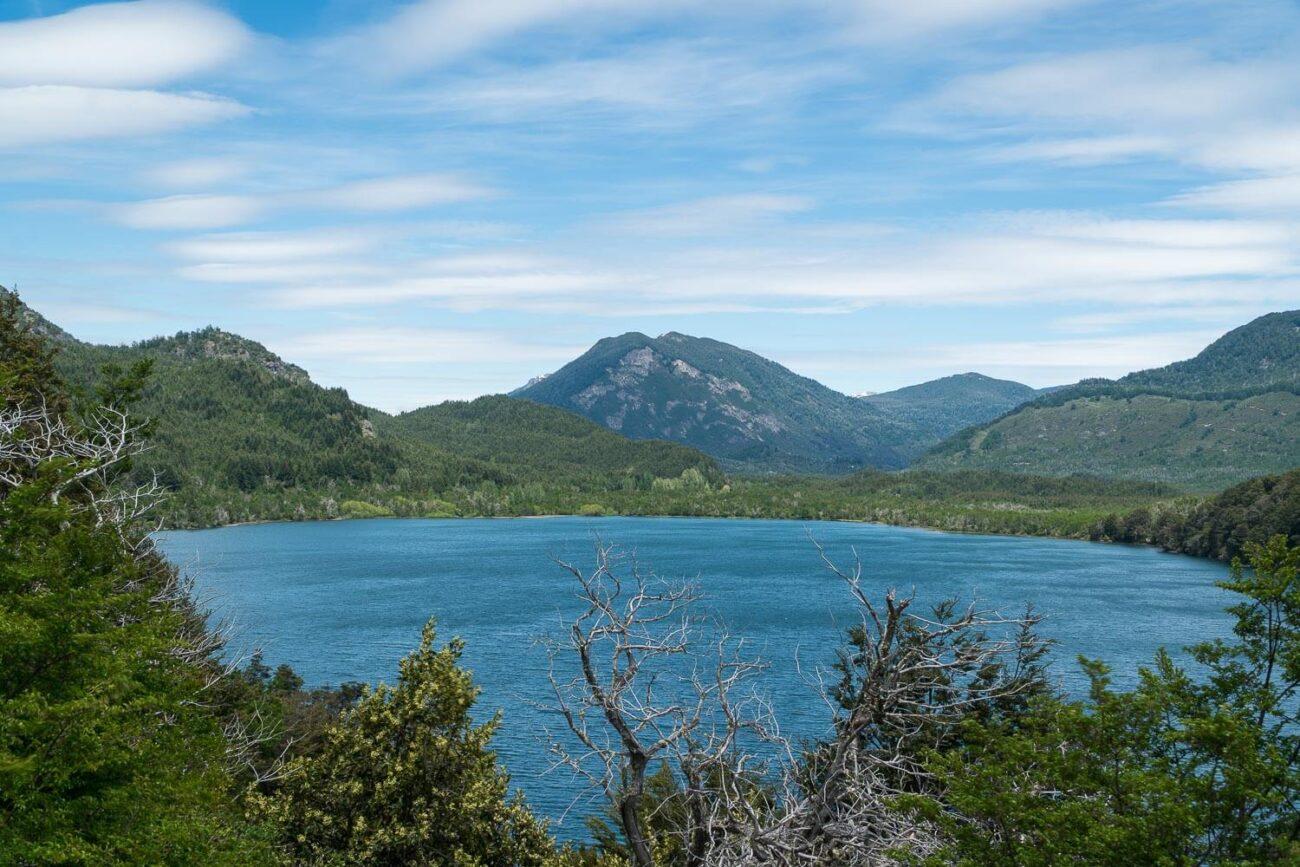 Lago Machónico - O que fazer em Villa la Angostura