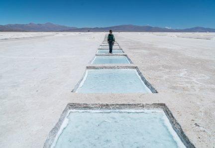 SALINAS GRANDES: O DESERTO DE SAL DA ARGENTINA
