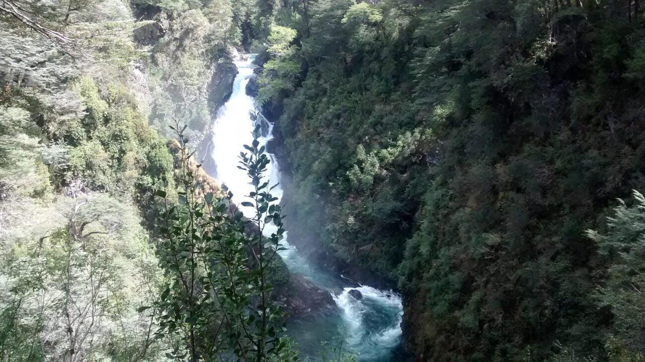 Cascata - San Martin de Los Andes Argentina