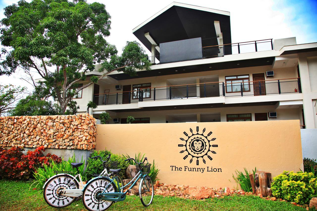 Foto da Fachada do Hotel - Coron Filipinas