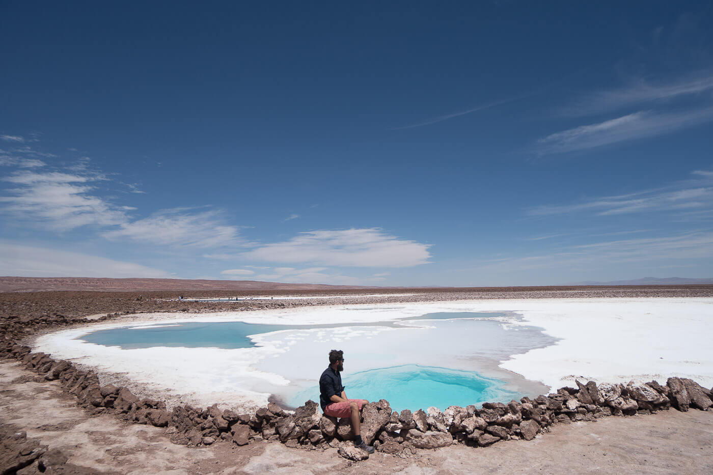 Lagunas Escondidas de Baltinache - Quintta Laguna