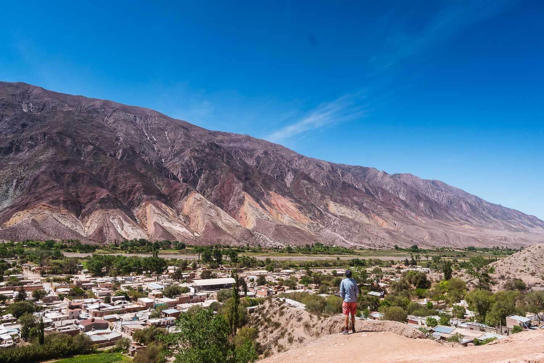 O que fazer em Jujuy - Paleta del Pintor, montanha colorida