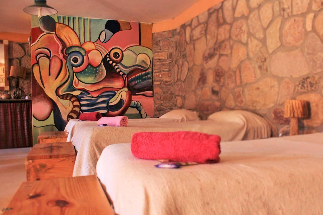 O que fazer em Jujuy - foto quarto triplo do hotel