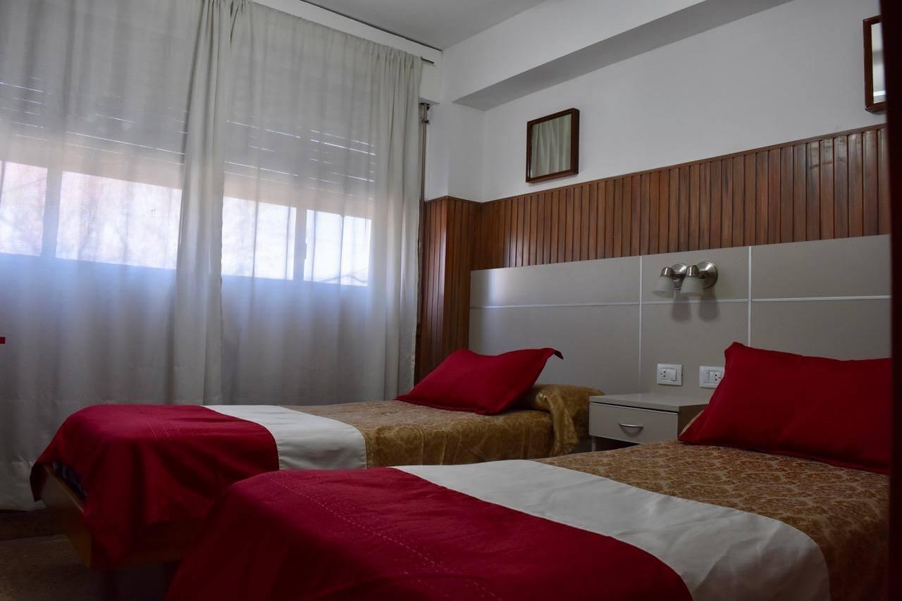 O que fazer em Jujuy - foto do quarto do hotel