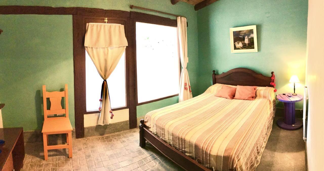 O que fazer em Jujuy - foto do quarto do apartamento