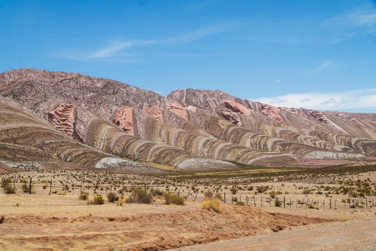 O que fazer em Jujuy - Formações rochosas coloridas