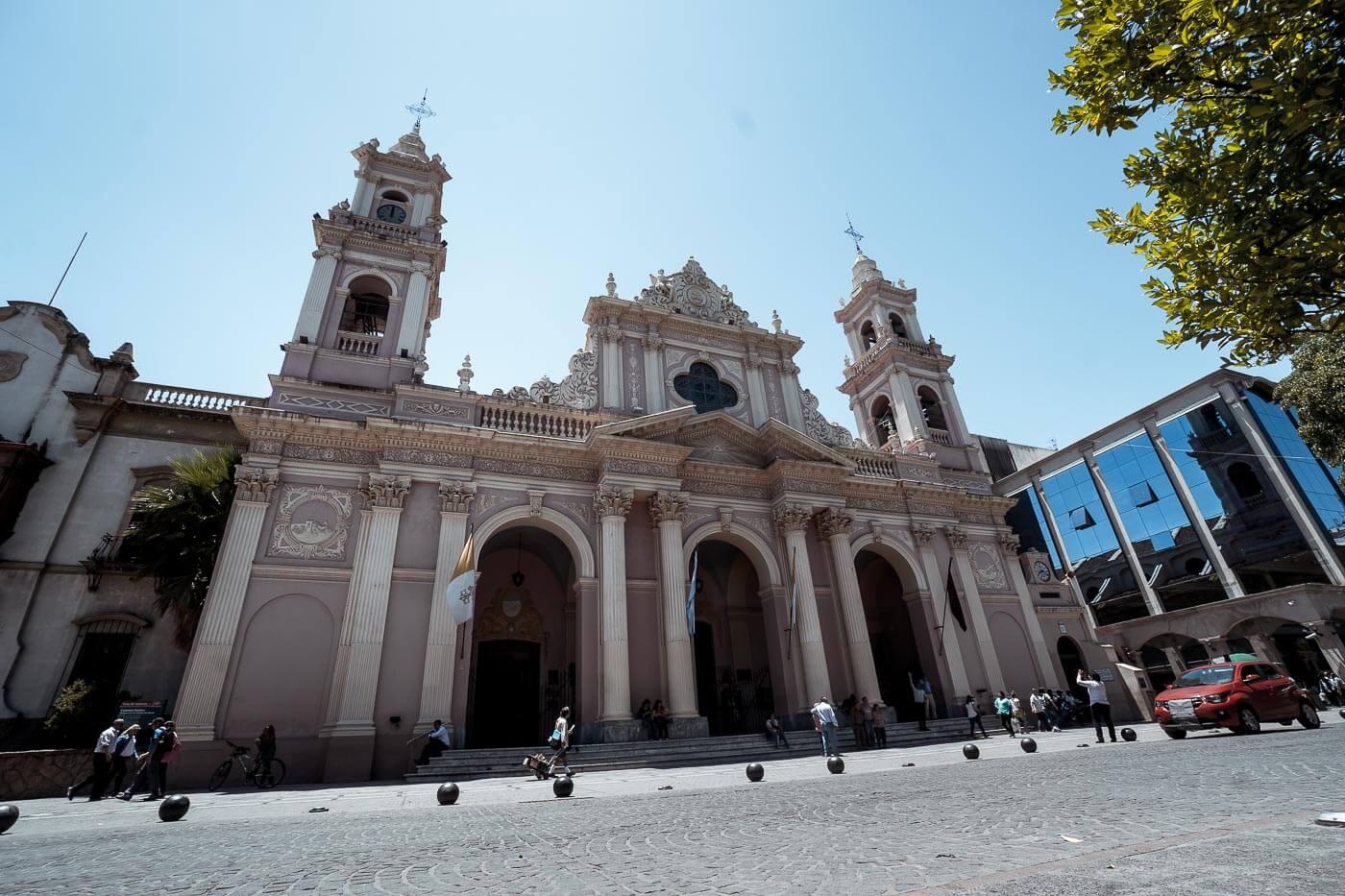 O que fazer em Salta - Catedral