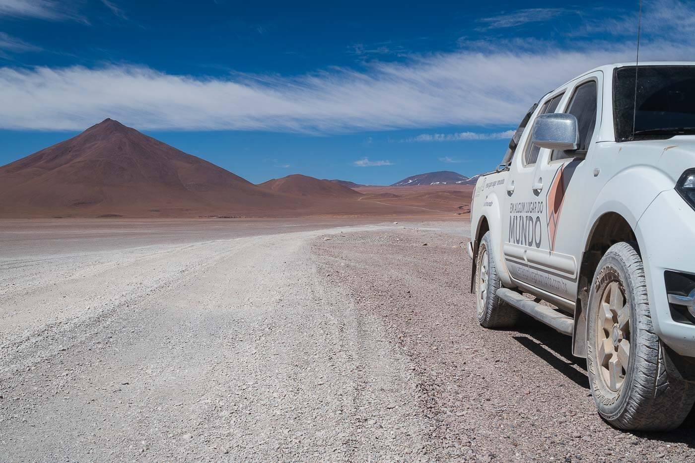 Salar de Uyuni Dicas Precisa Saber - Condição da estrada