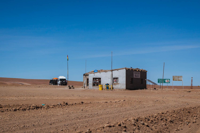 Salar de Uyuni Dicas Precisa Saber - Fronteira Bolívia