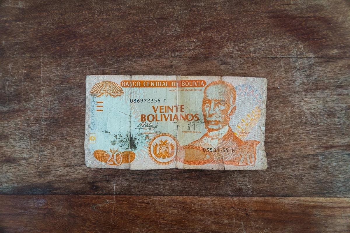 Salar de Uyuni Dicas Precisa Saber - Boliviano Nota