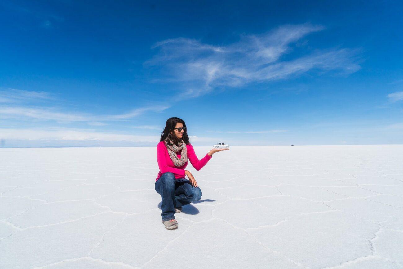 Salar de Uyuni Dicas Precisa Saber - Brincando com fotos