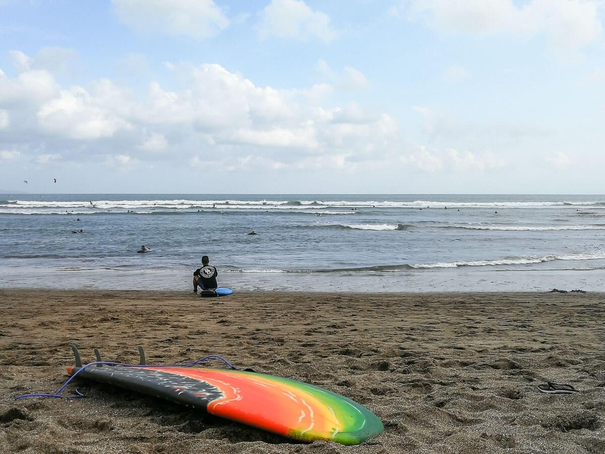 O que fazer em Bali - Canggu