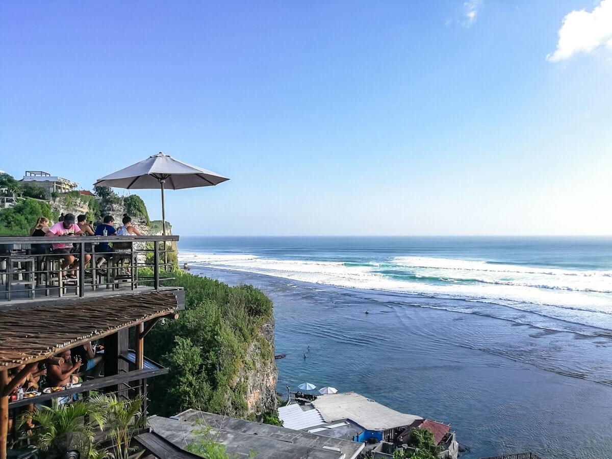 O que fazer em Bali - Restaurante