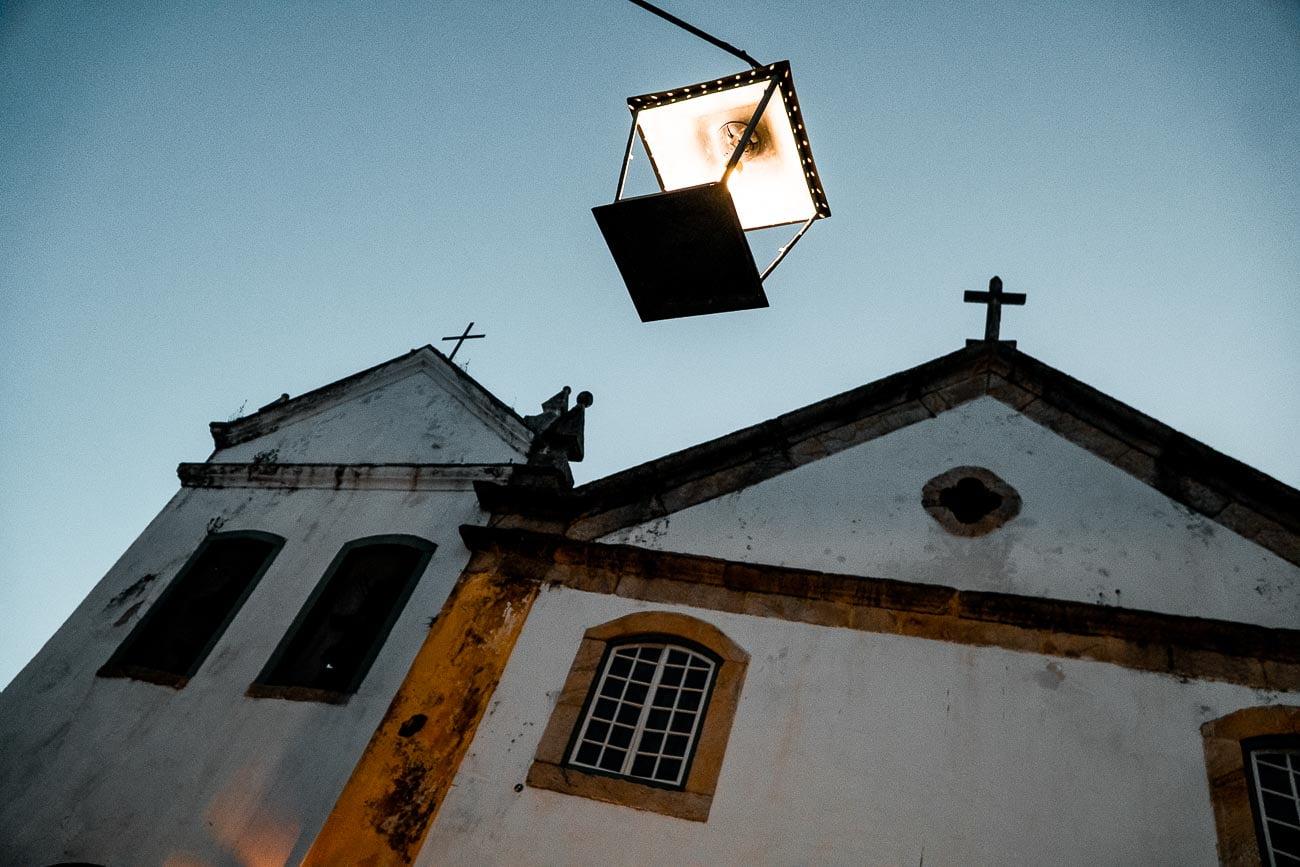 O que fazer em Paraty - Igreja de Nossa Senhora do Rosário e São Benedito