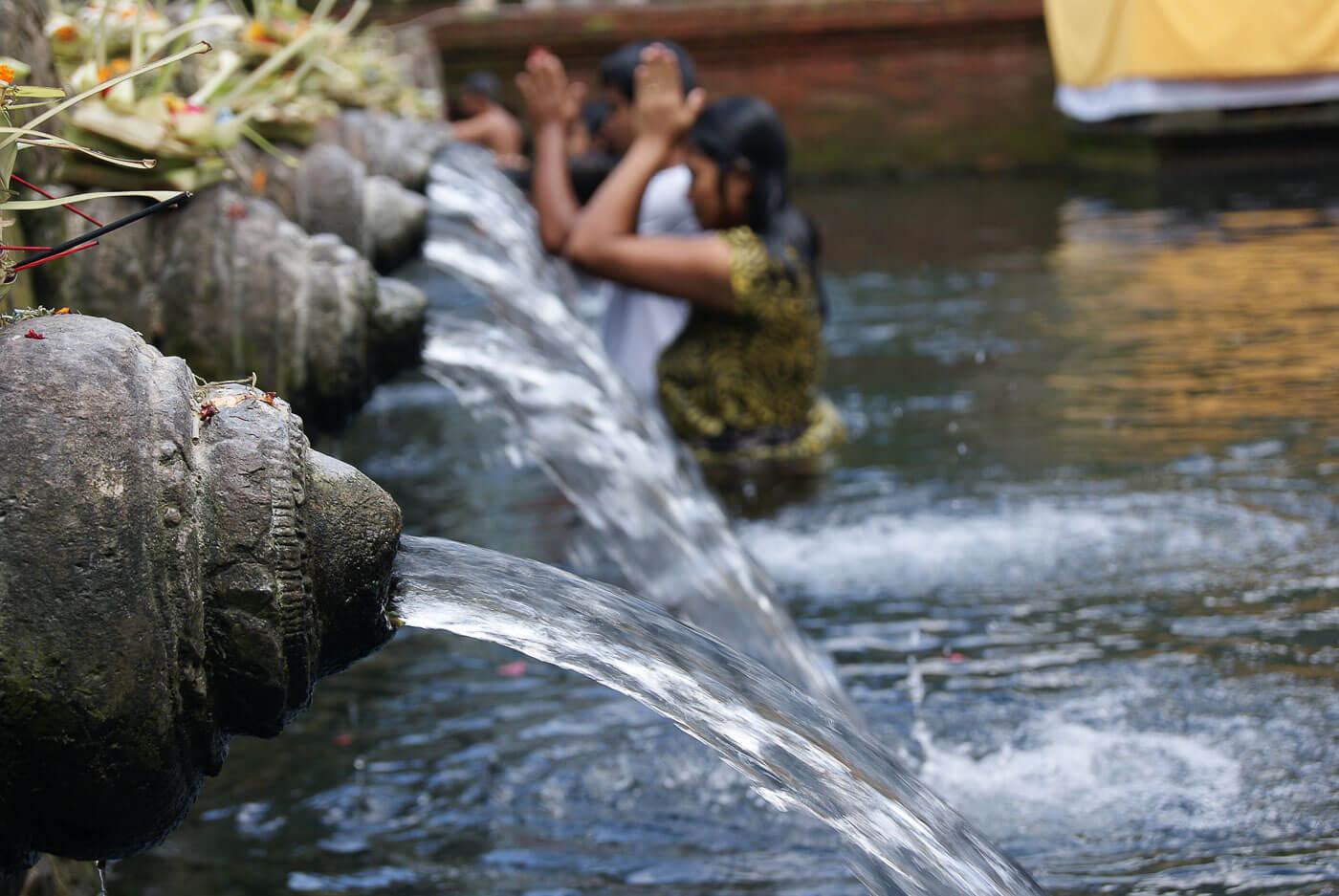 O que fazer em Bali - Tirta Empul