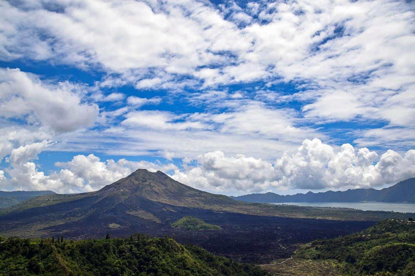 O que fazer em Bali - Vulcão