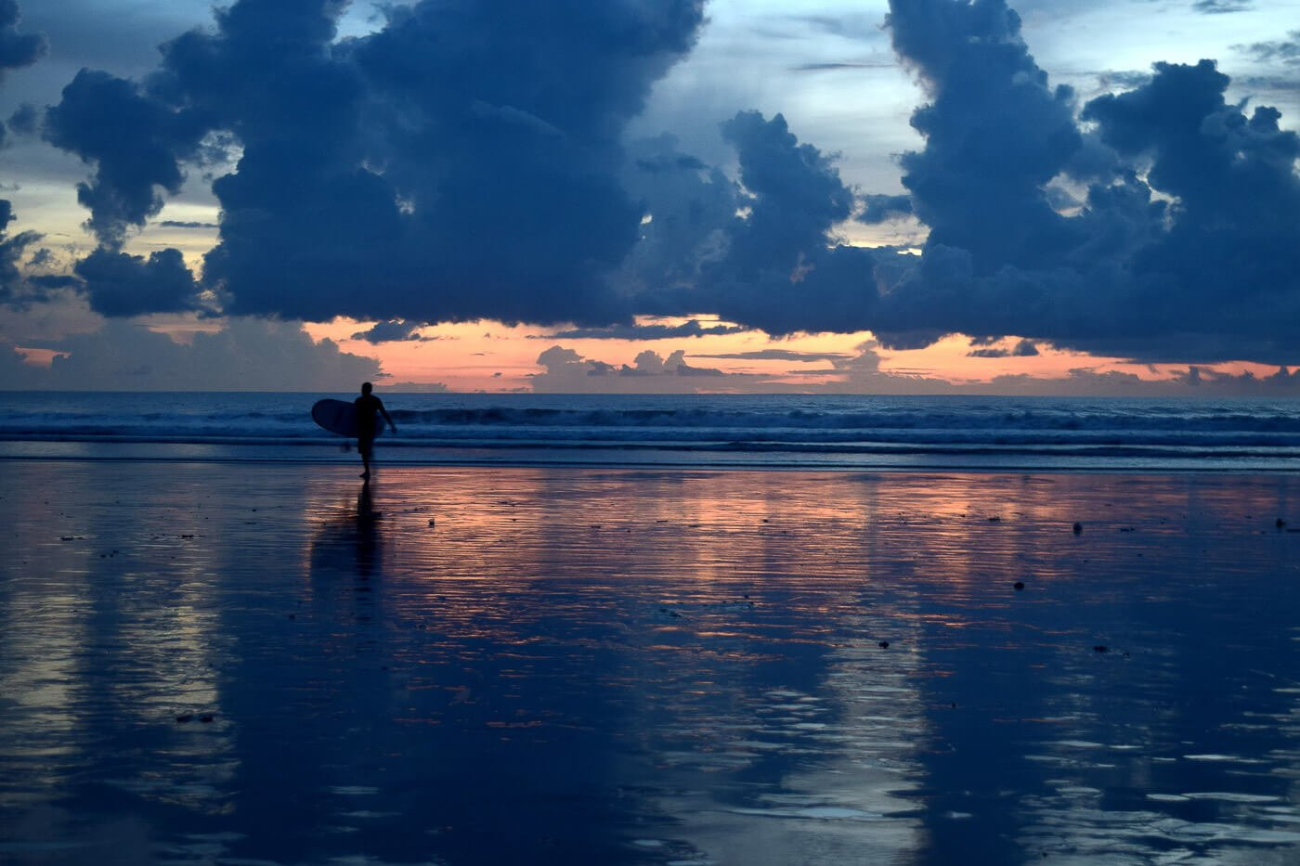 O que fazer em Bali - Pôr do Sol