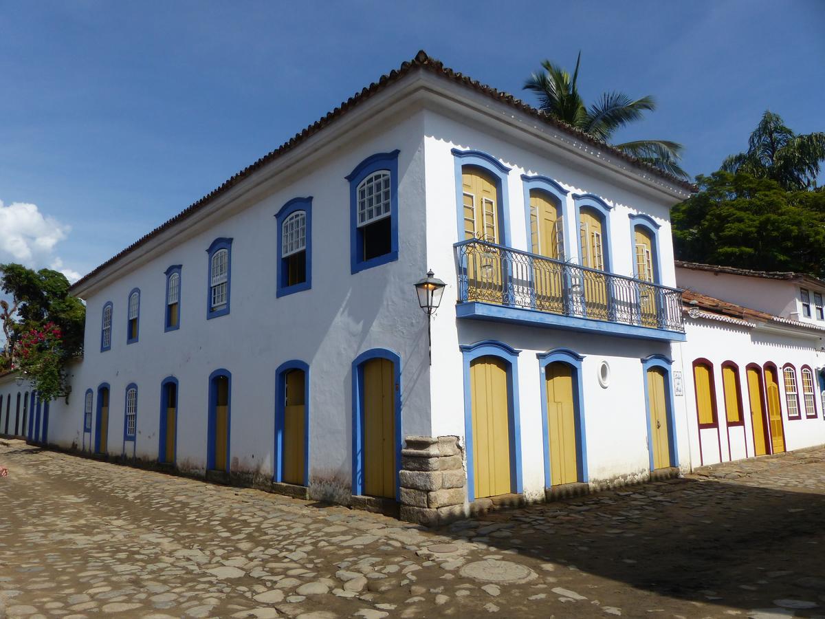 Onde ficar em Paraty - Hospedagem - Solar do Porto