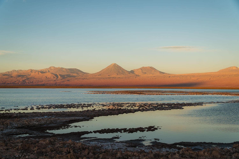 Onde ficar no Atacama - Laguna Tebenquiche