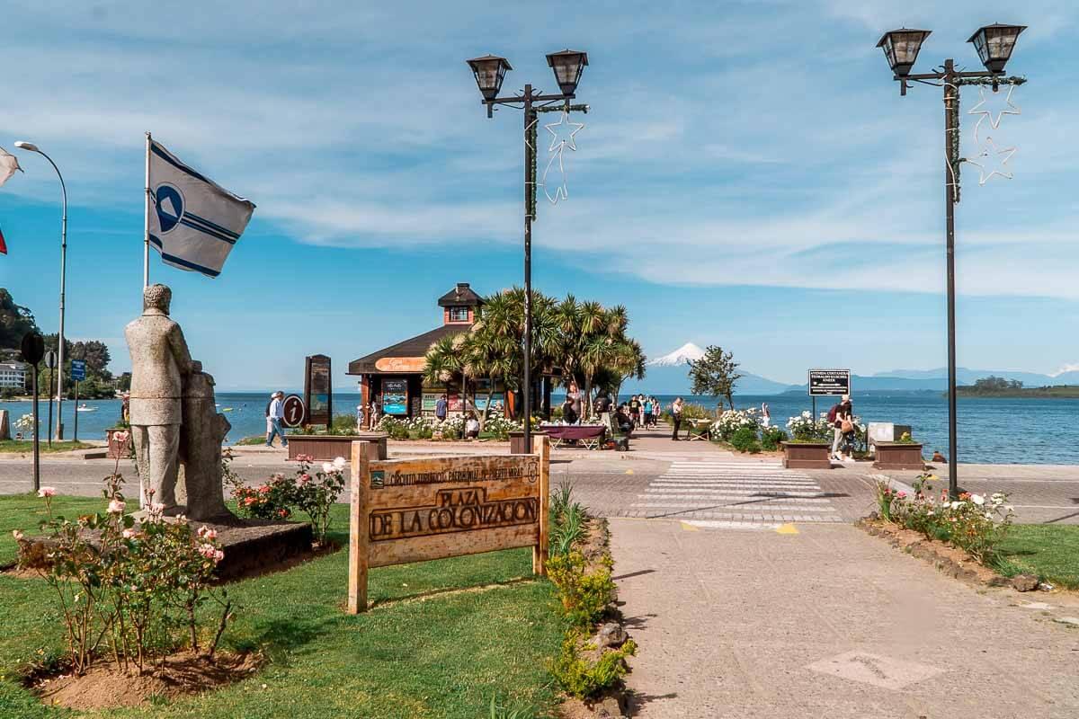 O que fazer em Puerto Varas - Centro de Puerto Varas