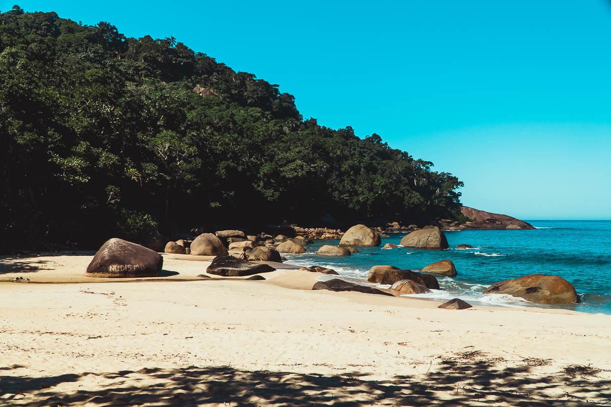 O que fazer em Trindade - Praia Brava