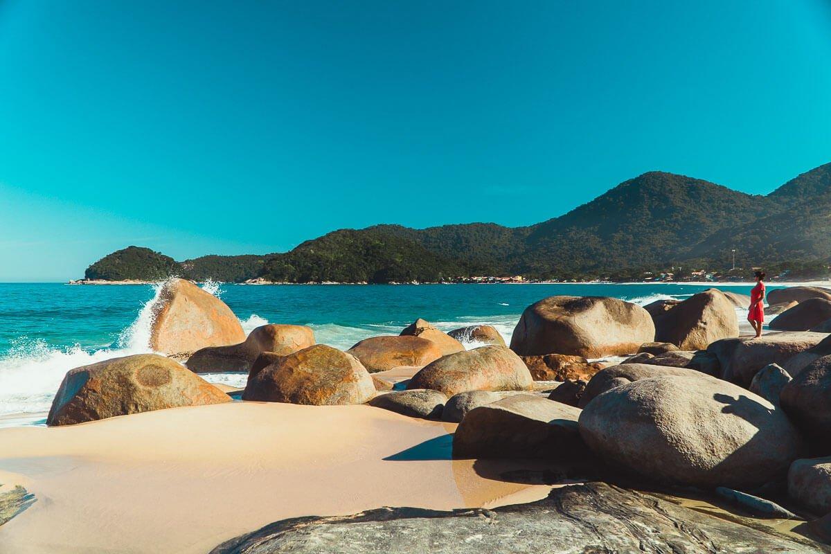 O que fazer em Trindade - Praia de Fora