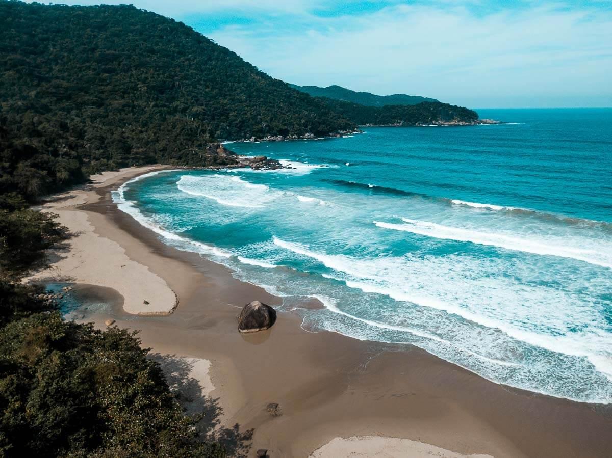 Praia do Sono - Praia de Antigos