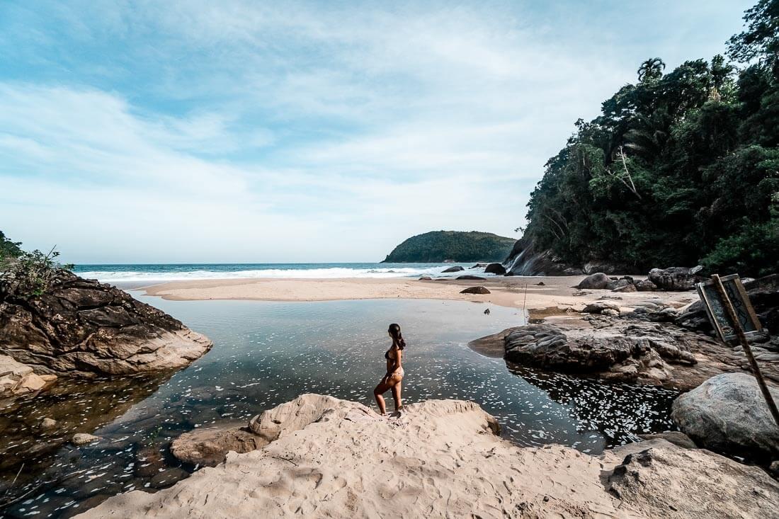 Praia do Sono - Praia de Antiguinhos