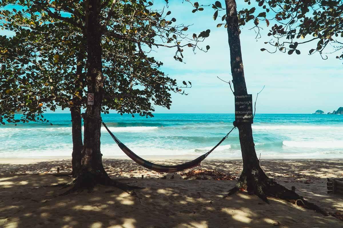 Praia do Sono - Camping
