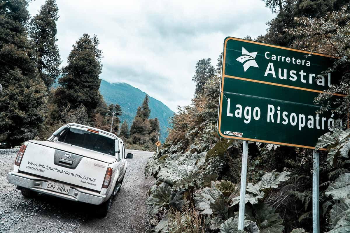 Carretera Austral Chile - Pickup