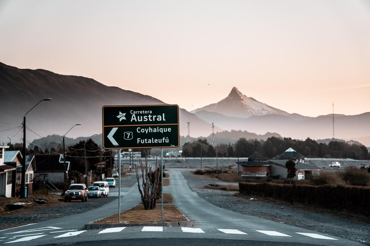 Carretera Austral Chile - Chaitén