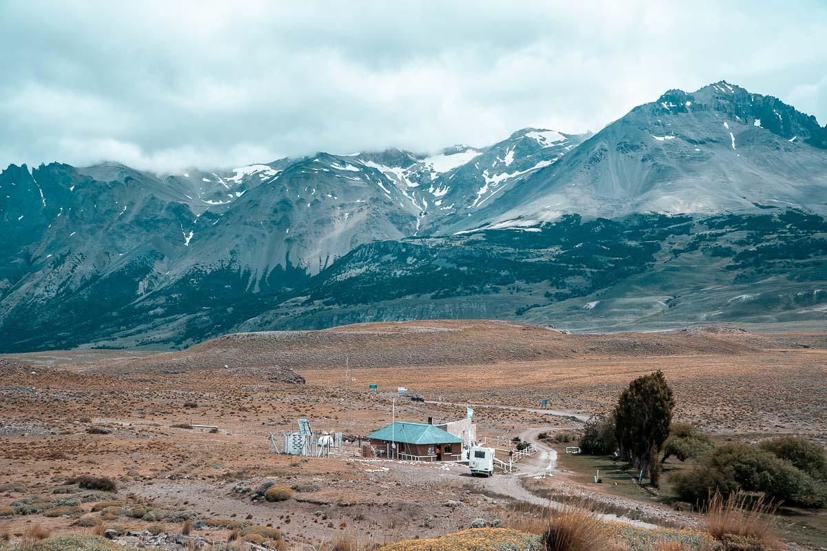 Carretera Austral Chile - Paso Rodolfo Roballo