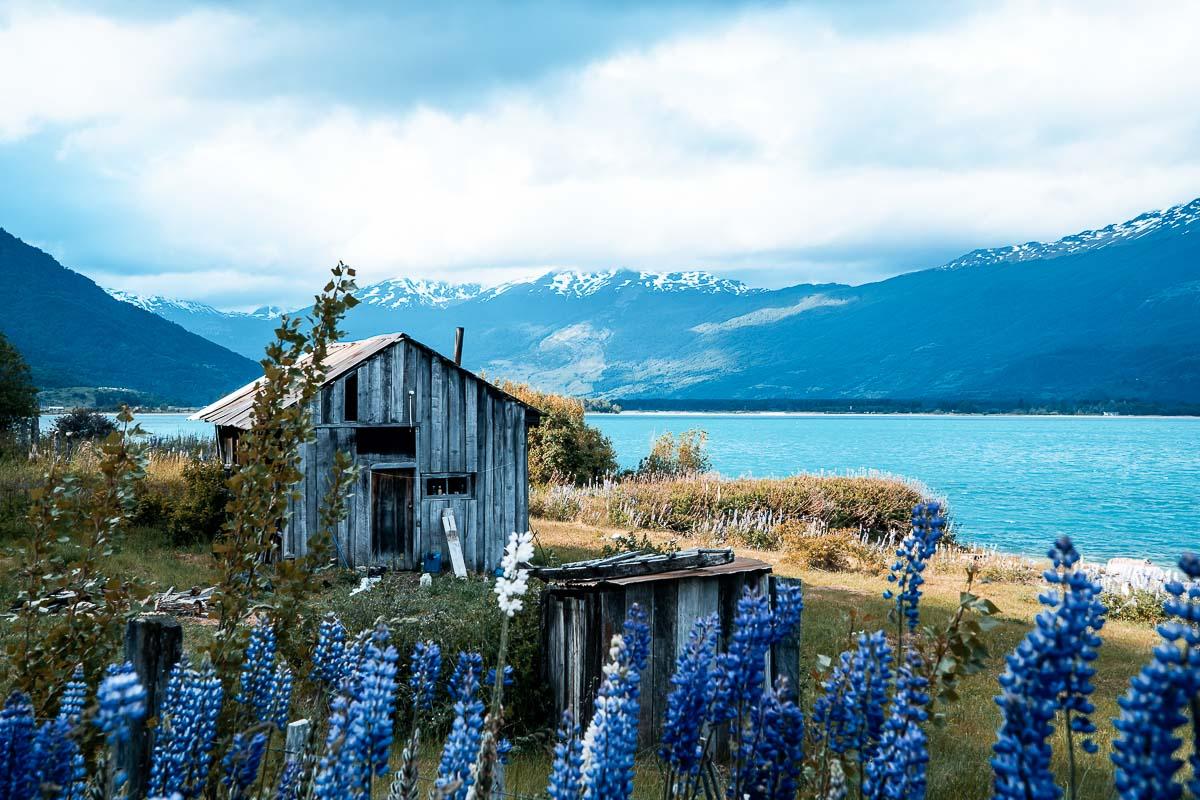 Carretera Austral Chile - Lago General Carrera