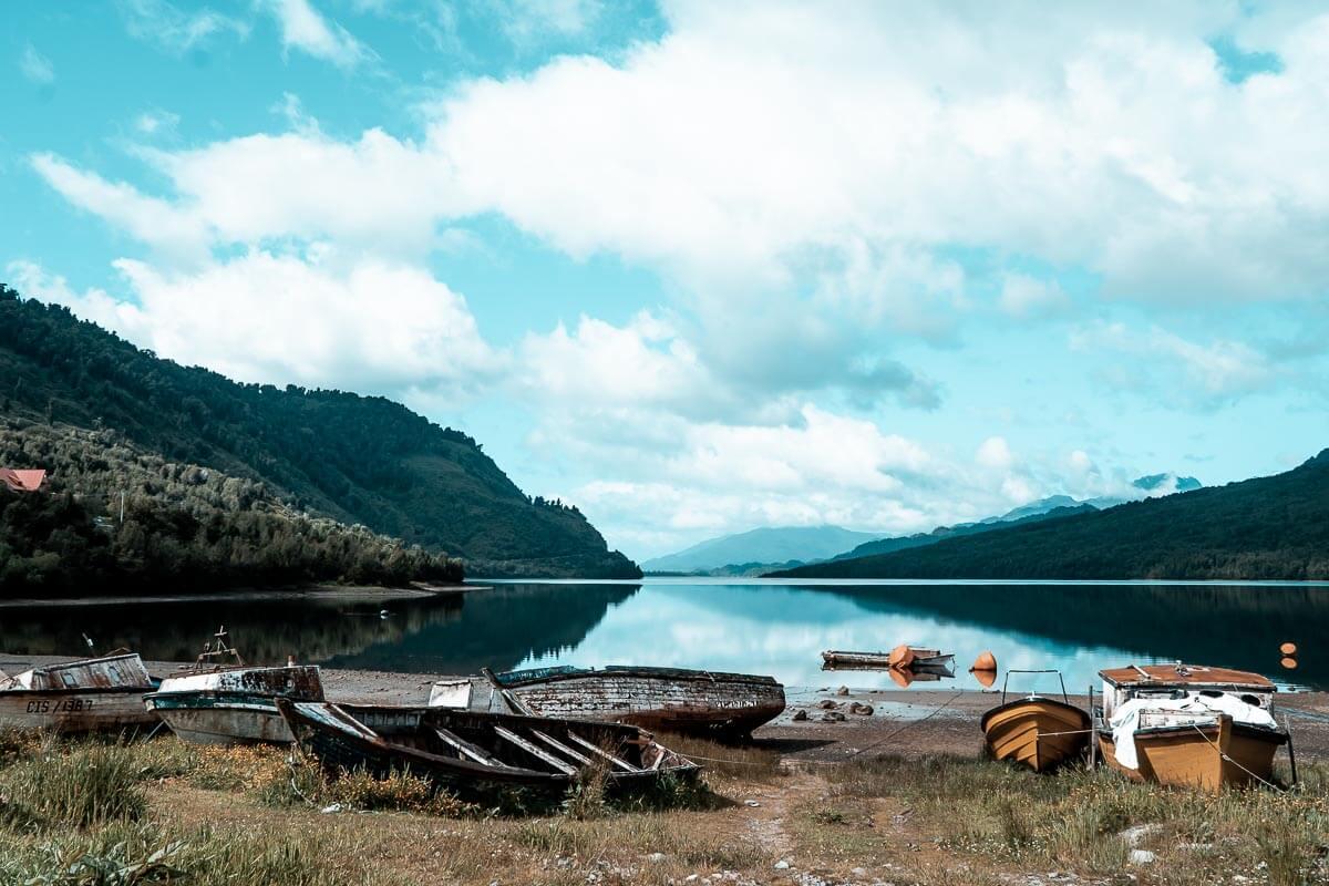 Carretera Austral Chile - Puyuhuapi