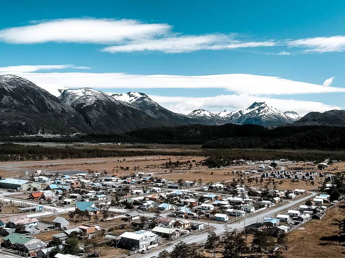 Carretera Austral Chile - Villa O Higgins