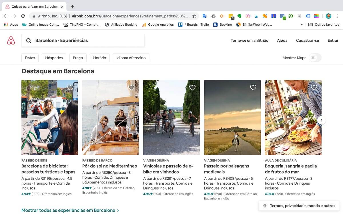 Como funciona o Airbnb - Experiência
