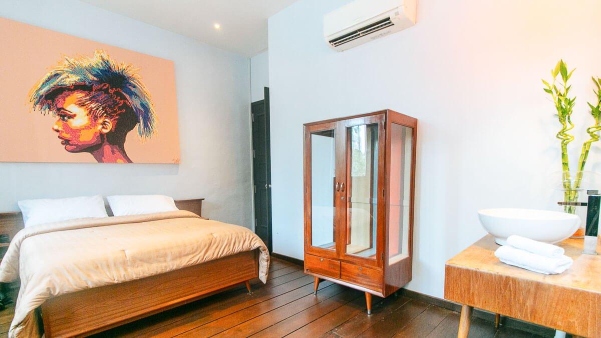 Como funciona o Airbnb - Quarto RCG