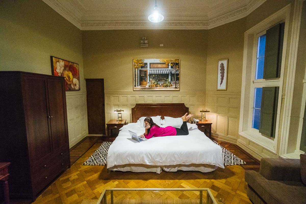 roteiro chile 7 dias Santiago + Atacama - Casa Zanãrtu