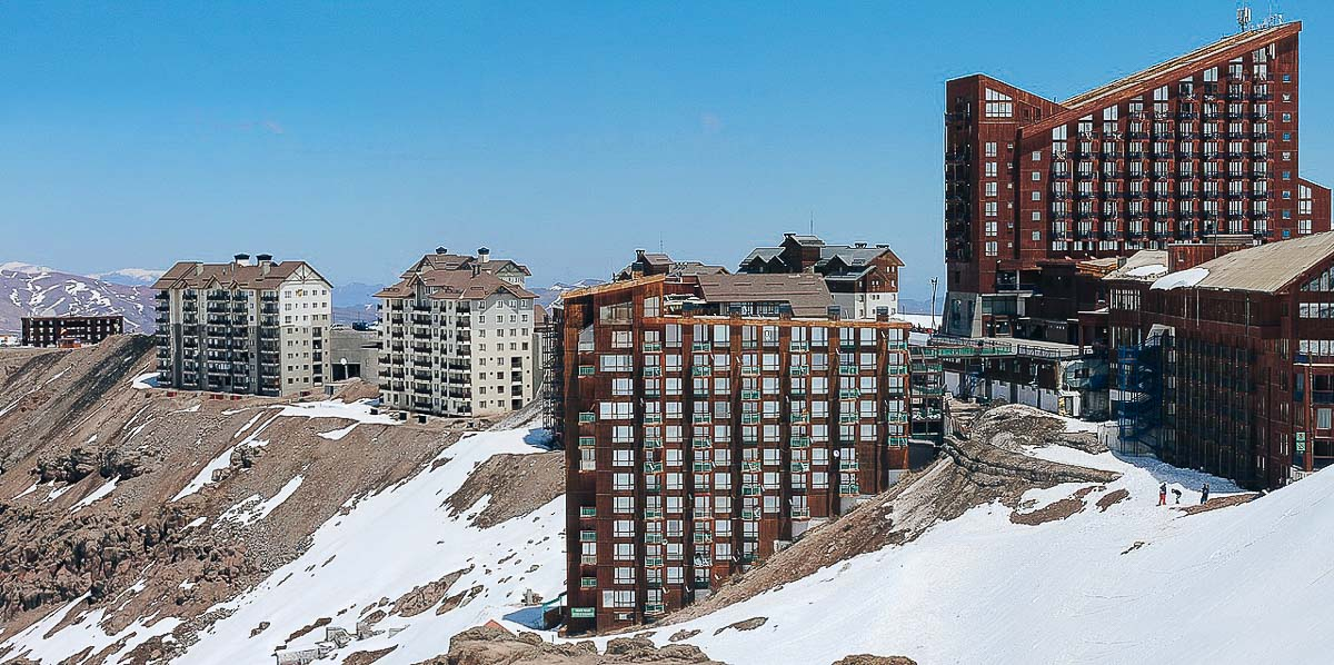 roteiro chile 7 dias Santiago + Atacama - Valle Nevado