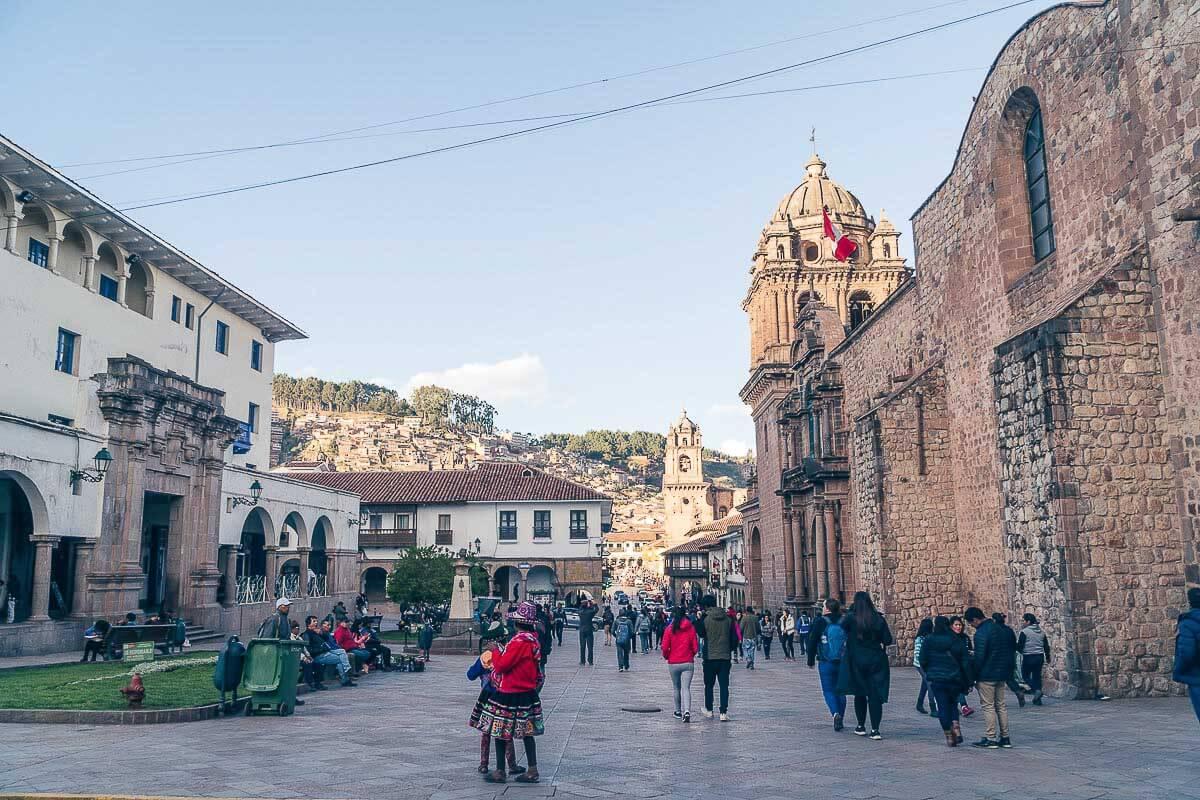 Roteiro Peru - O que fazer no Peru - Ruas de cusco
