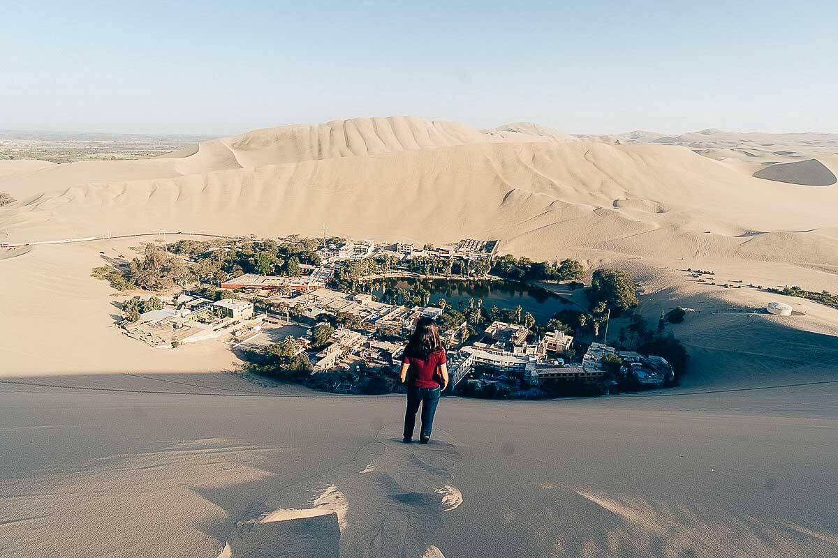 Roteiro Peru - O que fazer no Peru - Huacachina